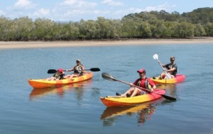 Welcome to Kayak The Gold Coast