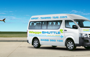 Wagga Shuttle with a hint of luxury into 2017